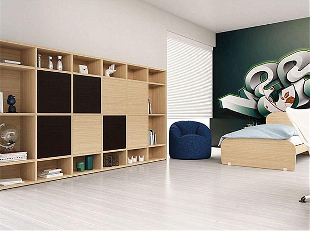 Παιδικό-Εφηβικό δωμάτιο alfaset Dali-Dali 1