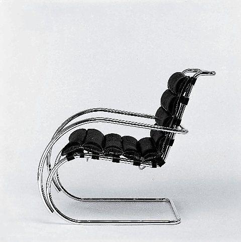 Πολυθρόνα Alivar Ludwig Mies Van Der Rohe-Art.325