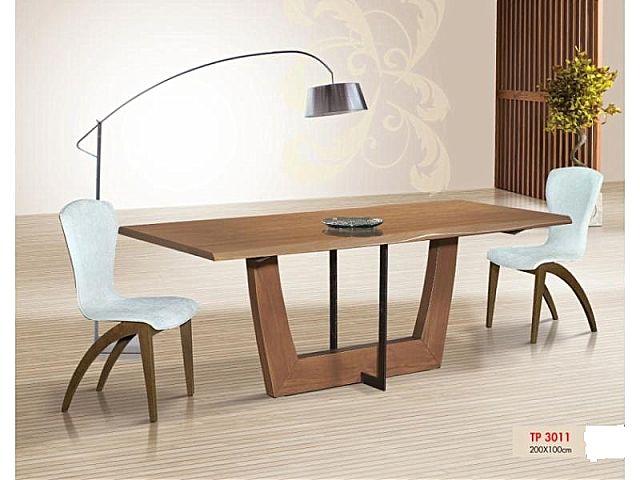 Τραπέζι τραπεζαρίας Oikia kantis TΡ3011-ΤΡ3011