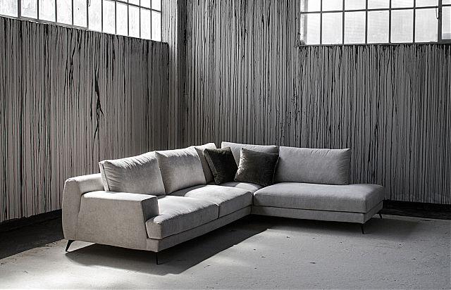 Καναπές γωνιακός Sofa And Style Σαλόνι γωνία-Sofa Ascot