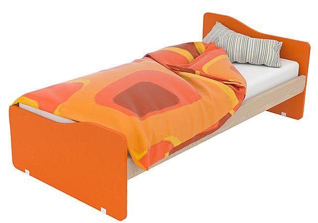 Παιδικό Κρεβάτι alfaset Tetra -Tetra bed 2