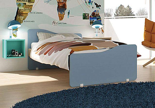 Παιδικό Κρεβάτι alfaset Tetra -Tetra bed 4