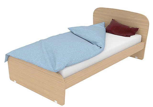 Παιδικό Κρεβάτι alfaset Tatoo-Tatoo bed 1