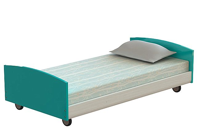 Παιδικό Κρεβάτι alfaset Wheelbed-Wheelbed
