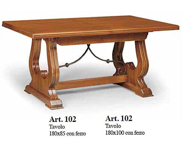 Τραπέζι κουζίνας Sofa And Style art 102-art 102