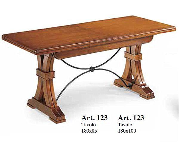 Τραπέζι κουζίνας Sofa And Style art 123-art 123