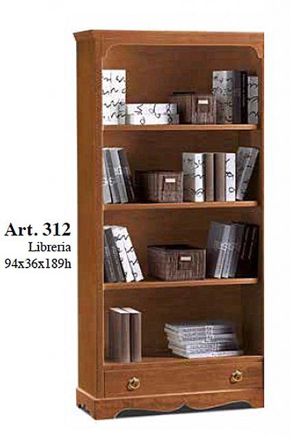Βιβλιοθήκη Sofa And Style art 312-art 312