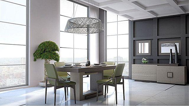 Τραπέζι τραπεζαρίας Sofa And Style Nova-Nova