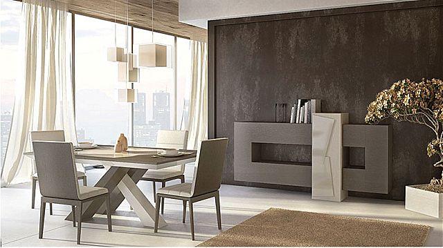 Τραπέζι τραπεζαρίας Sofa And Style Milano-Milano