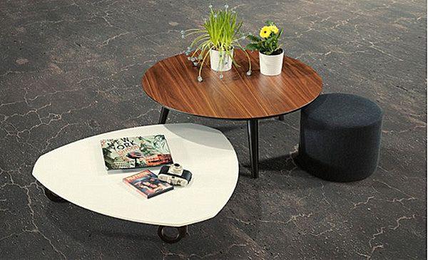 Τραπεζάκι σαλονιού Sofa And Style Woodstock-Woodstock