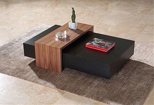 Τραπεζάκι σαλονιού Sofa And Style Cube-Cube