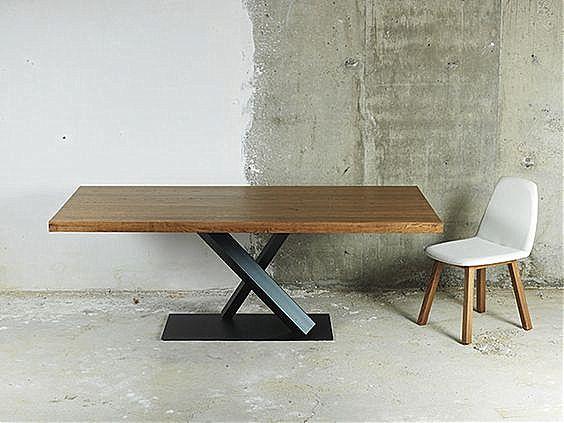 Τραπέζι τραπεζαρίας Sofa And Style Fly-Fly