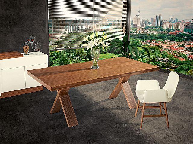 Τραπέζι τραπεζαρίας Sofa And Style Matrix-Matrix