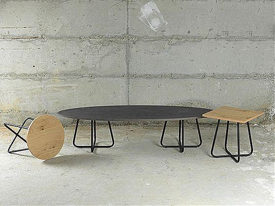 Τραπεζάκι σαλονιού Sofa And Style Dart-Dart