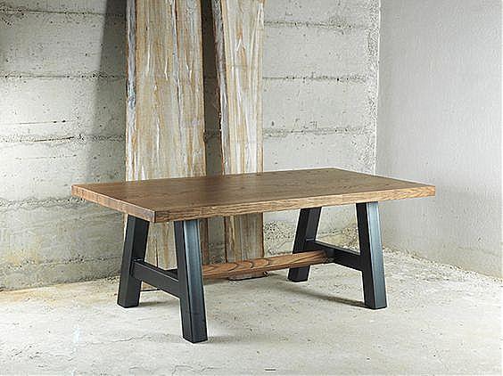 Τραπέζι τραπεζαρίας Sofa And Style California-California