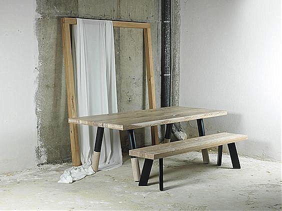Τραπέζι τραπεζαρίας Sofa And Style Industry-Industry