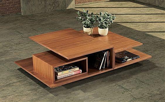 Τραπεζάκι σαλονιού Sofa And Style Level-Level