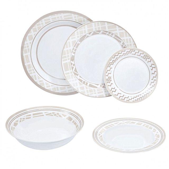 Σερβίτσιο πιάτων-φαγητού Marva Μaya-687022
