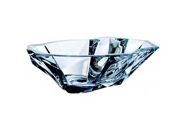Κουπ διακοσμητικό Bohemia Cristal Angle-Angle Coupe