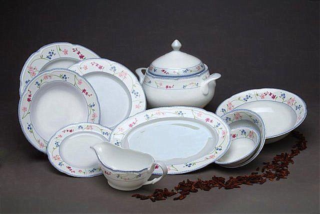 Σερβίτσιο πιάτων-φαγητού WM Collection Sir Ronald Wibleton-08622