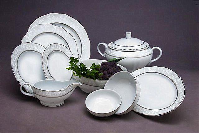 Σερβίτσιο πιάτων-φαγητού WM Collection WM Collection-6650