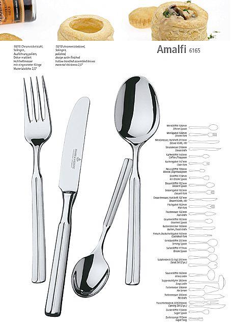 Μαχαιροπήρουνα Σετ Picard & Wielputz Besteckfabrik Amalfi-6165