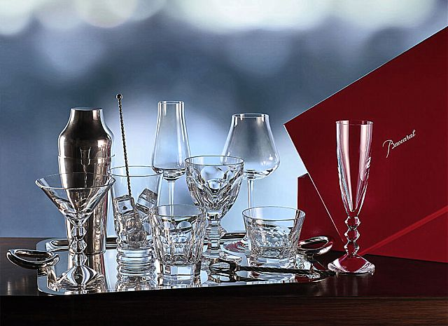 Σερβίτσιο ποτηριών Baccarat  Cocktail party-Cocktail party