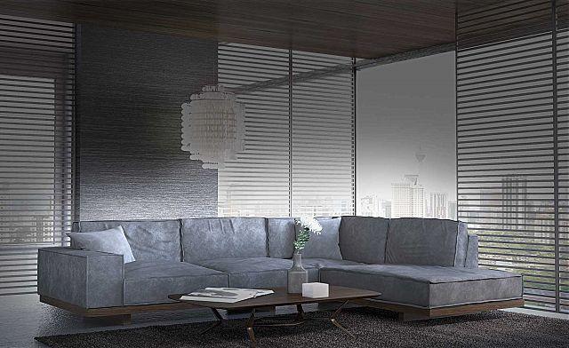 Καναπές γωνιακός Sofa And Style Porto-Porto