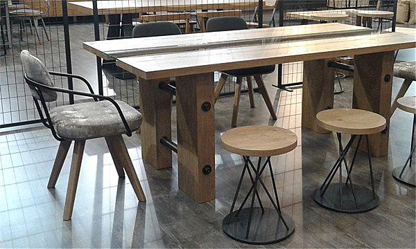 Τραπέζι τραπεζαρίας Sofa And Style Masif-Masif