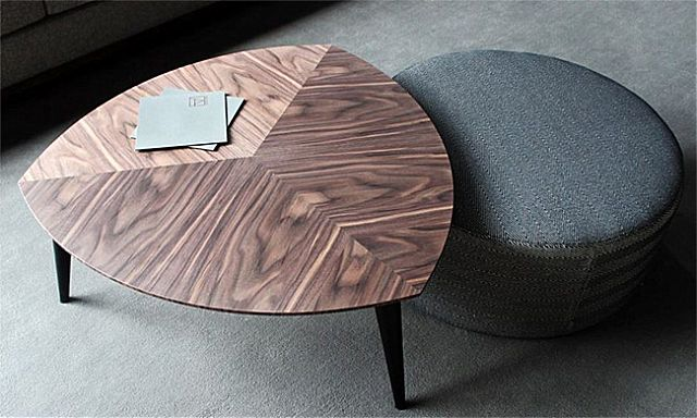 Τραπεζάκι σαλονιού Sofa And Style Leaf-Leaf
