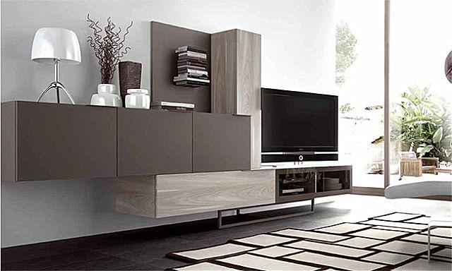 Συνθέση τοίχου σαλονιού Sofa And Style Chat-Chat