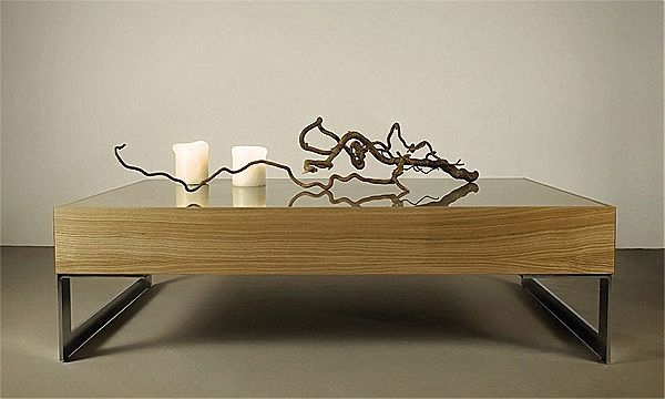 Τραπεζάκι σαλονιού Sofa And Style Loft-Loft