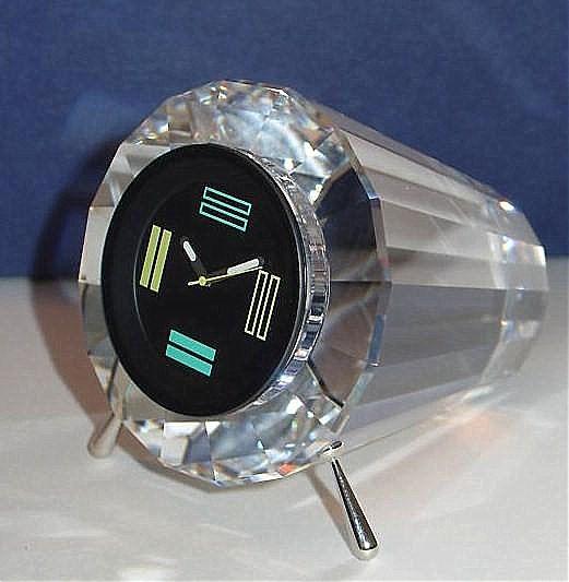 Ρολόι επιτραπέζιο Swarovski Home Accessories -Op Art