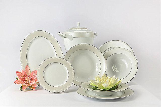 Σερβίτσιο πιάτων-φαγητού Christinholm Porcelaine Exclusive Edition 623-623