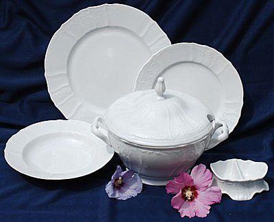 Σερβίτσιο πιάτων-φαγητού Thun (Bohemia)  Bernadotte-Bernadotte