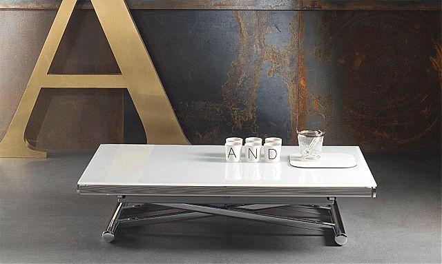 Τραπέζι τραπεζαρίας Riflessi Genius-Genius Convertible