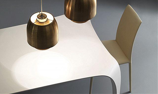 Τραπέζι τραπεζαρίας Riflessi Unico-Unico Acrylic