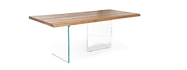 Τραπέζι τραπεζαρίας Riflessi Cubric-Cubric Fixed-Top