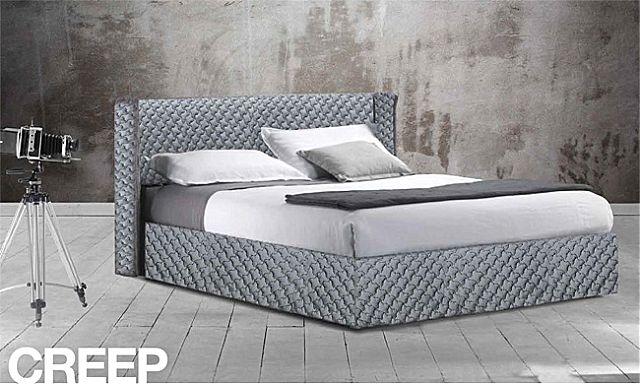 Κρεβάτι επενδυμένο Sofa And Style Talenti-Creep