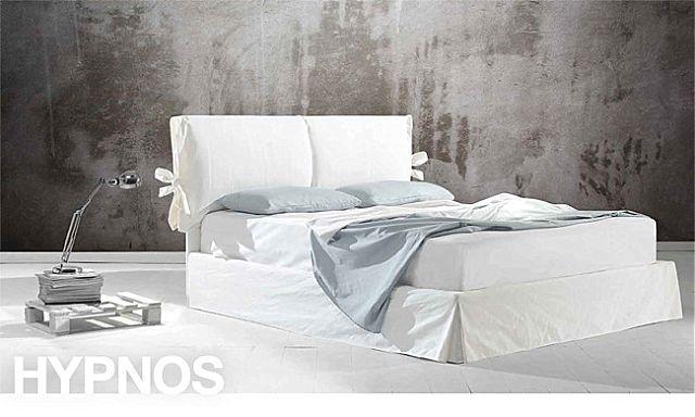 Κρεβάτι επενδυμένο Sofa And Style Talenti-Hypnos