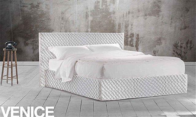 Κρεβάτι επενδυμένο Sofa And Style Τalenti-Venice