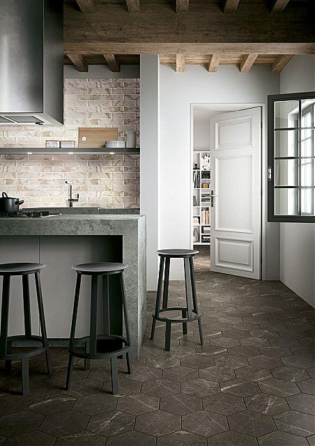 Πρόταση χώρου σε πλακάκι   Fap Ceramiche Roma-Roma 19