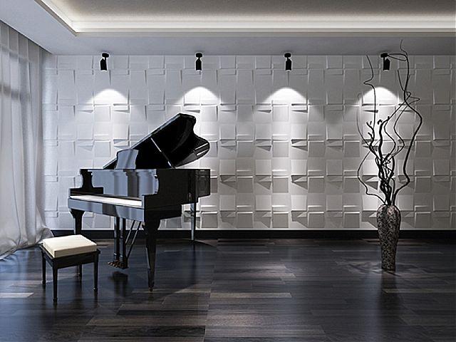 Πάνελ τοίχου διακοσμητικό 3d art Reflection-Reflection