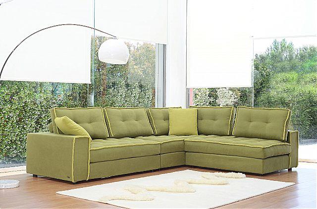 Καναπές γωνιακός Oikia kantis Sofa 120-Sofa 120