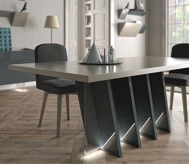 Τραπέζι τραπεζαρίας Oikia kantis Bravo-Bravo