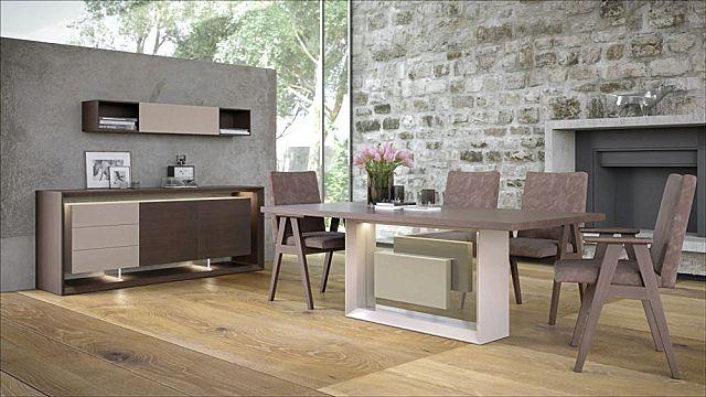 Τραπέζι τραπεζαρίας Oikia kantis Vista-Vista