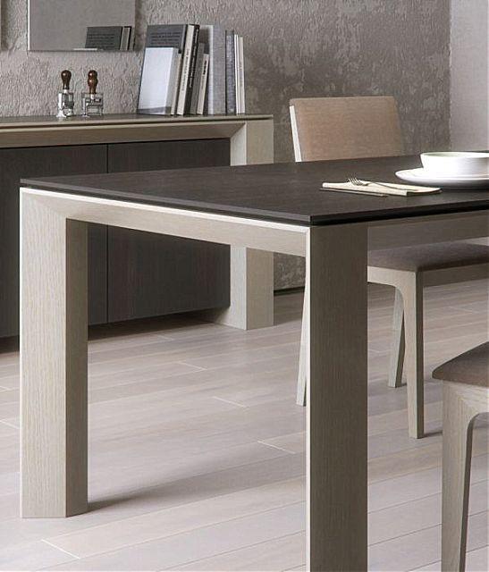 Τραπέζι τραπεζαρίας Oikia kantis Flat-Flat