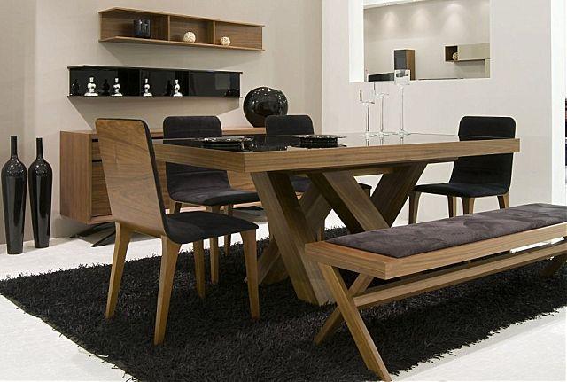 Τραπέζι τραπεζαρίας Oikia kantis Pass-Pass