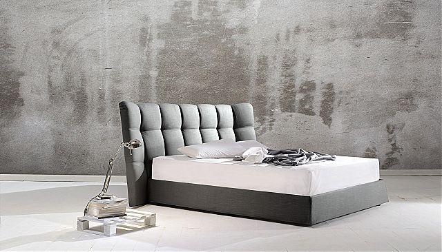 Κρεβάτι επενδυμένο Oikia kantis Lounge-Lounge