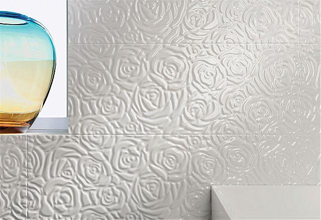 Πλακάκι μπάνιου Fap Ceramiche Sole-Sole rose bianco
